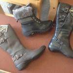 ECCO waterproof boots for women